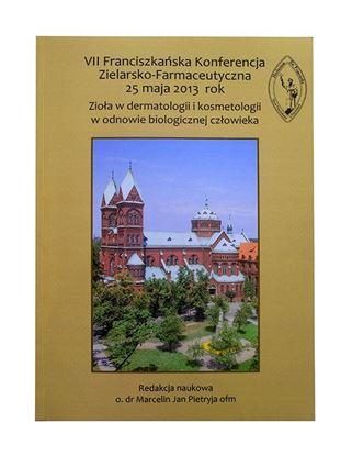 Obrazek VII Franciszkańska Konferencja Zielarsko-Farmaceutyczna 25 maja 2013 rok