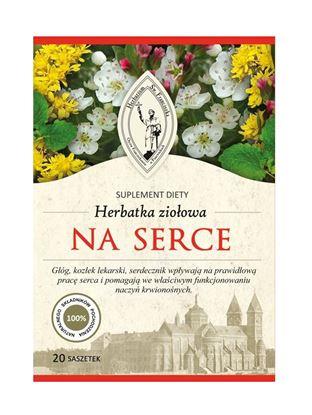 Obrazek Franciszkańska Herbatka ziołowa NA SERCE FIX