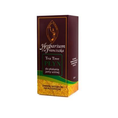 Obrazek Franciszkański PŁYN DO PŁUKANIA JAMY USTNEJ Tea Tree