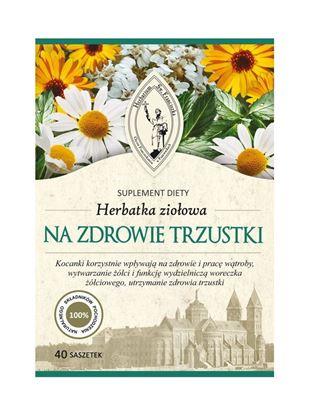 Obrazek Franciszkańska Herbatka ziołowa NA ZDROWIE TRZUSTKI FIX
