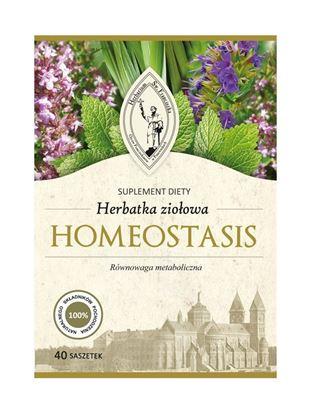 Obrazek Franciszkańska Herbatka ziołowa HOMEOSTASIS
