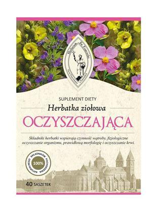 Obrazek Franciszkańska Herbatka ziołowa OCZYSZCZAJĄCA