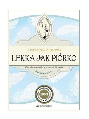 Obrazek Franciszkańska Herbatka ziołowa LEKKA JAK PIÓRKO