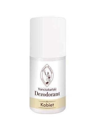 Obrazek Franciszkański Dezodorant dla Kobiet roll-on