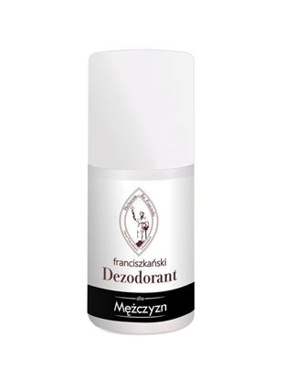 Obrazek Franciszkański Dezodorant dla Mężczyzn roll-on