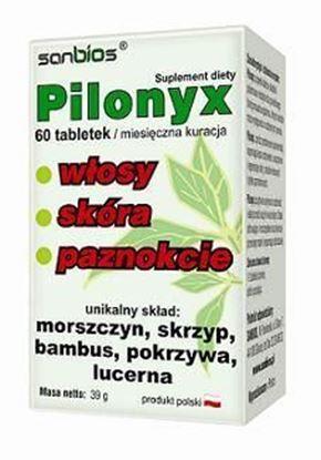 Obrazek Sanbios | PILONYX - włosy, skóra, paznokcie