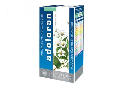 Obrazek Biovitalium | ADOLORAN - Łagodzenie bólu menstruacyjnego