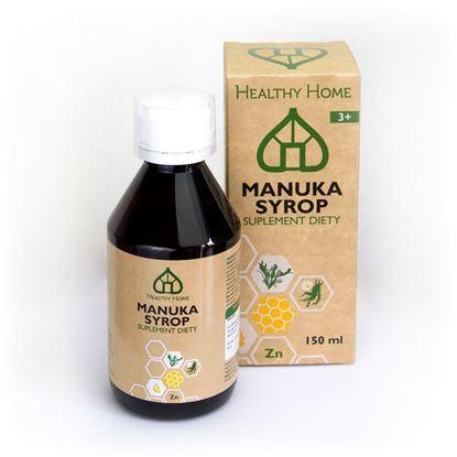 Obrazek Healthy Home   Manuka Syrop +3