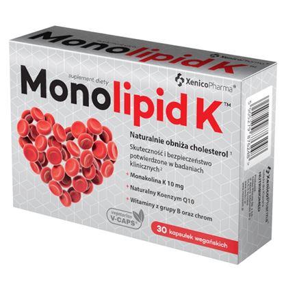 Obrazek Xenico Pharma | Monolipid K  30 kaps.