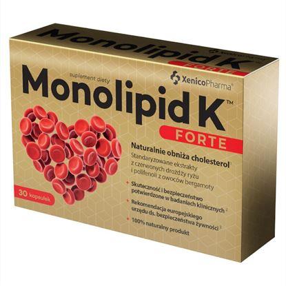 Obrazek Xenico Pharma | Monolipid K® FORTE 30 kaps.