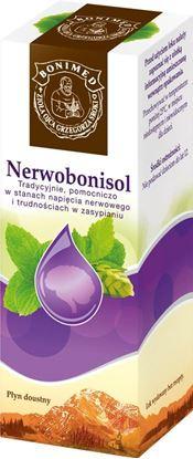 Obrazek Bonimed | NERWOBONISOL Krople ziołowe Ojca Grzegorza Sroki - lek roślinny 100g