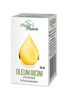 Obrazek Phytopharm   OLEUM RICINI - Olej rycynowy 100g