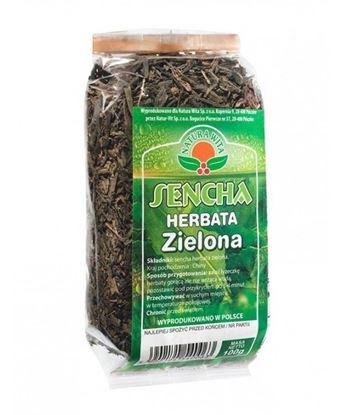 Obrazek Natura Wita | HERBATA ZIELONA SENCHA 100g