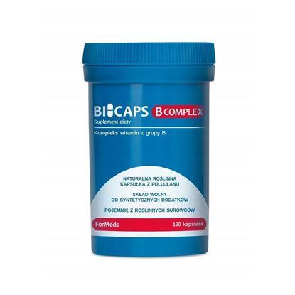 Obrazek ForMeds   BICAPS® B COMPLEX (witamina B) 120 kaps.