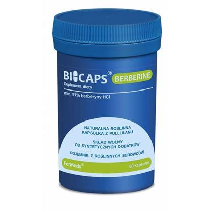 Obrazek ForMeds   BICAPS® BERBERINE (berberyna) 60 kaps.
