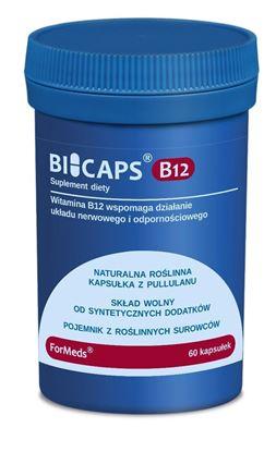 Obrazek ForMeds   BICAPS® B12 (witamina B12) 60 kaps.