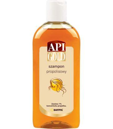 Obrazek Bartpol | API GOLD Szampon propolisowy 280ml