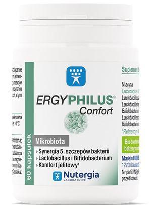 Obrazek Nutergia Laboratoire   ERGYPHILUS Confort - Mikrobiota 60kaps.