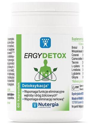 Obrazek Nutergia Laboratoire   ERGYDETOX - Detoksykacja 60kaps.