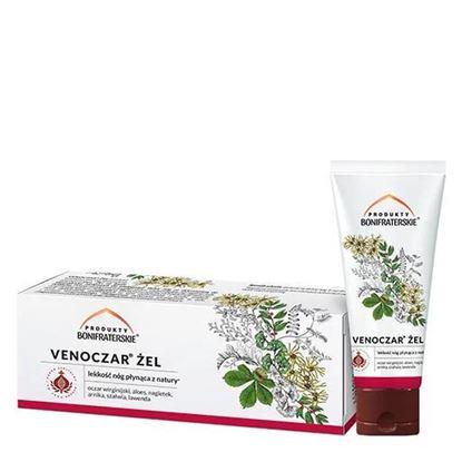 Obrazek Produkty Bonifraterskie | VENOCZAR® ŻEL (na żylaki) 75g